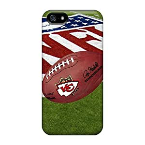 DeannaTodd Shockproof Kansas City Chiefs Hard For HTC One M8 Phone Case Cover