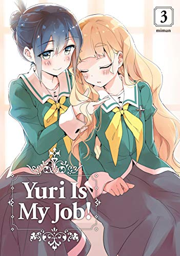 Yuri Is My Job! 3 by Miman