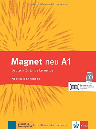 Download Magnet Neu: Arbeitsbuch A1 + audio-CD ebook