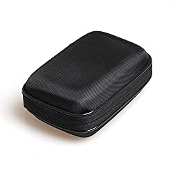 For C Crane CC Skywave AM/FM Shortwave Weather Airband Portable Radio Clock Alarm Hard EVA Protective Travel Case Carrying Pouch Bag by Hermitshell