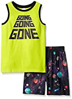 The Children's Place Boys' Tank Top Slee...