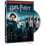 Harry Potter and the Goblet of Fire (Single-Disc Widescreen Edition) by Warner Home Video