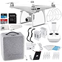 DJI Phantom 4 PRO Quadcopter Essentials Bundle
