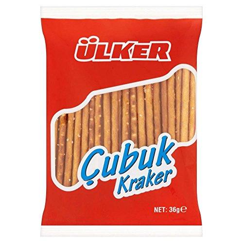 Cracker Sticks (Ülker Cubak Kracker Sticks (36g))