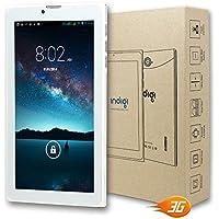 Indigi GSM Unlocked! 3G Smart Phone 7 Tablet Dual Core DualSim Google Play Store White