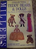 img - for Miller's Collecting Teddy Bears & Dolls by Alison Beckett (1996-09-16) book / textbook / text book
