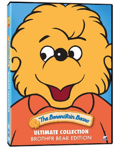 Berenstain Bears - Ultimate Collection - Brother Bear Edition (Bears Bear Berenstain Brother)