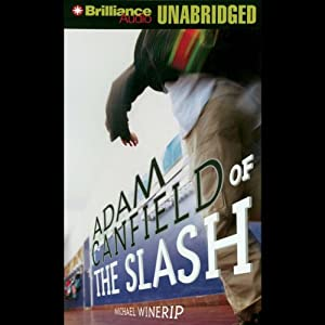 Adam Canfield of the Slash Audiobook