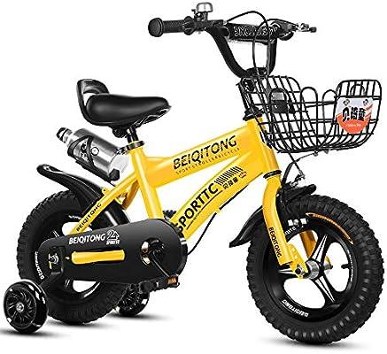 TSDS Bicicleta de montaña para niños Bicicleta Exterior de 16 ...