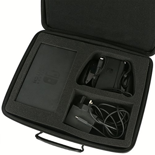 For Nitendo Switch Game Travel Case by Khanka