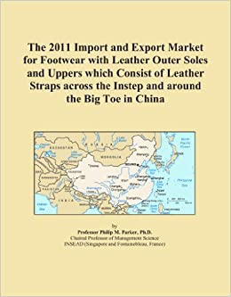 The 2011 Import and Export Market for Footwear with Leather Outer Soles and Uppers which Consist of Leather Straps across the Instep and around the Big Toe in China