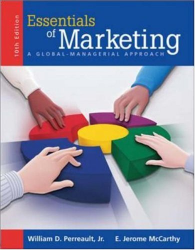 MP Essentials of Marketing w/ Student CD-ROM & Apps 2005