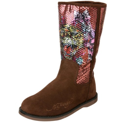 Ed Hardy Womens 10FBS203W Brown-10fbs203w