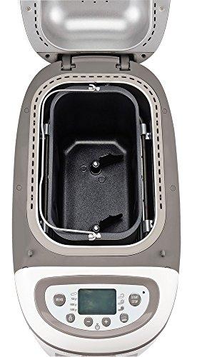 Moulinex OW6101 Home Bread Baguette Macchina del Pane con 16 Programmi Preimpostati, Capacità Extra fino a 1.5 kg,1650 W… 3