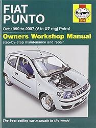 Fiat Punto Petrol Service and Repair Manual: 1999-2007