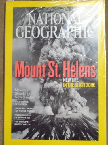 National Geographic Magazine, May 2010 (Vol. 217, No. - Five Dollar Mail