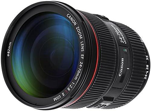 Espectroscopia filtro polarizador 77mm Canon EF 70-200mm f//2.8l IS II USM