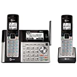 ATT TL96273 DECT 6.0 Connect-to-Cell(TM) 2-Handset Phone System with Dual Caller ID consumer electronics