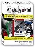 Murdero - The Murder Mystery Card Game