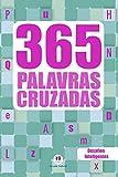 capa de 365 Palavras Cruzadas: Desafios Inteligentes (Volume 2)
