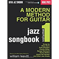 A Modern Method for Guitar: Guitar: Jazz Songbook: 1