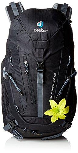 Deuter ACT Trail 22 SL Hiking Backpack, Black