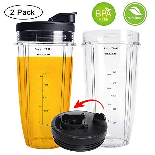 nutri ninja blender cups - 4