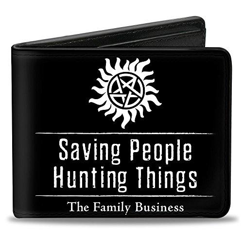 Pentagram Wallet (Buckle-Down Men's Wallet)