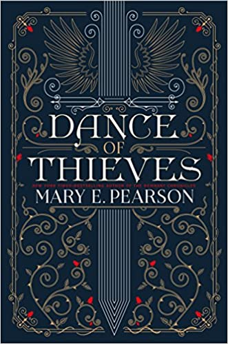 Book cover: Dance of Thieves by Mary E. Pearson