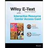 Meggs' History of Graphic Design, Fifth Edition Wiley E-Text Card and Interactive Resource Center Access Card