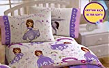 Disney Sofia the 1st Twin Sheet Set - Every Good Deed is Magic - Bed Sheets