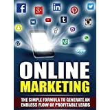 Business: Online Marketing: Simple Formula To Generate An Endless Flow Of Profitable Leads (Email Marketing Internet Marketing Online Business) (Marketing Business Lead Generation)