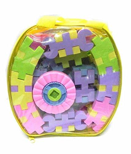 Shop  amp; Shoppee Building Block Set  50 Pcs  Multicolor