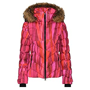 Bogner Fire + Ice Sassy2 Insulated Ski Jacket with Real Fur Womens