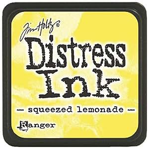 Ranger Tim Holtz Distress Ink Pads, Mini, Squeezed Lemonade