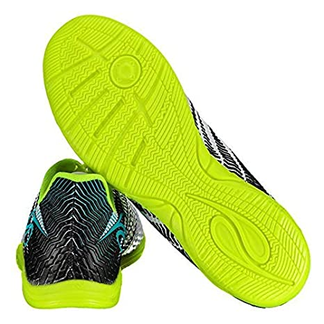 1334ad33ec Chuteira Dalponte Wembley Futsal Juvenil Branca e Turquesa  Amazon.com.br   Esportes e Aventura