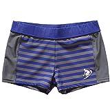 CharmLeaks Boys Stripe Swimming Shorts Beach Boxer Swimming Trunks Swimwear Swimming Costume 5-6 Years