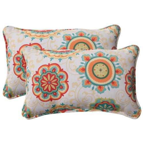 Pillow Perfect Outdoor Fairington Rectangular
