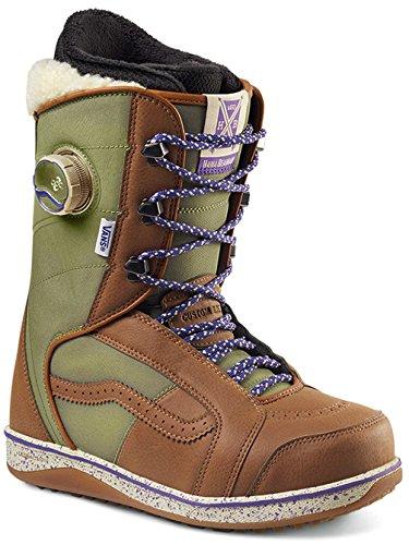 marron Ferra boots Vans Ferra boots Vans marron Ferra Vans W W qxwUv5zgz