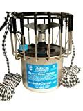 Kasco Marine De-Icer 1/2hp 120 volts Pond Lake Dock Deicer 2400D025 (w/ 100 ft Power Cord)
