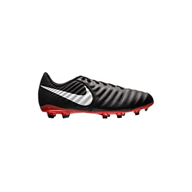 innovative design ef3bd a03f4 Nike Unisex-Kinder Jr Legend 7 Academy Fg Futsalschuhe, Mehrfarbig  (Black/Pure