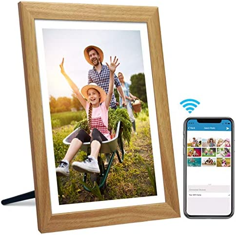 15.6 Inch SSA WiFi Digital Picture Frame