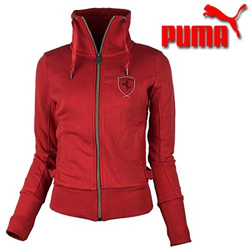 PUMA×Ferrari Zip-Up Sweater スウェットジャージ 559055-02 M