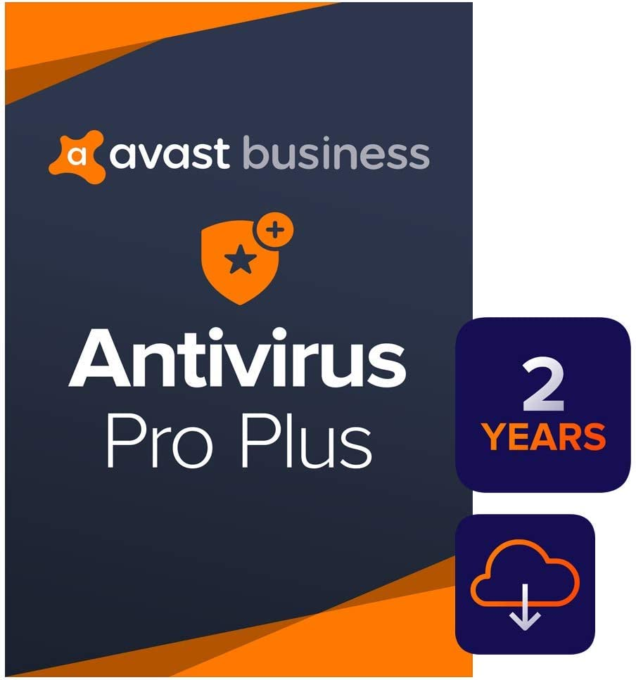 Avast Business Antivirus Pro Plus 2020 | Cloud security for PC, Mac & servers | 25 Devices, 2 Years [Download]