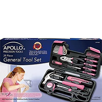 Apollo Tools 39 Piece General Tool Set