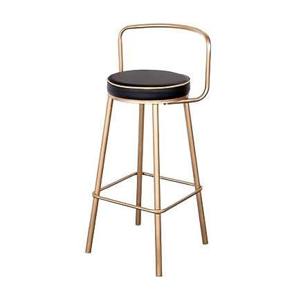 Pleasant Amazon Com Jiubadeng Personality Fashion Wrought Iron Bar Bralicious Painted Fabric Chair Ideas Braliciousco