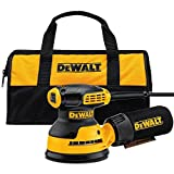 "Best Orbital Sanders - DEWALT DWE6421K Random Orbit Sander Kit, 5"" Review"