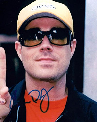 Carson Daly Autographed Signed Photo & Proof UACC RD COA AFTAL