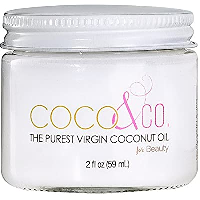 Coconut-Oil-for-Hair-Skin-By-COCOCO-Beauty-Grade-100-RAW-2oz-Mini-Jar