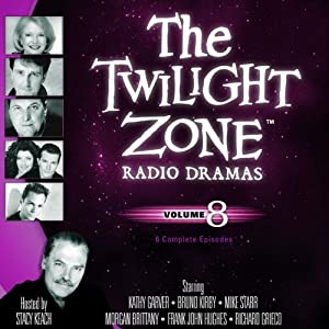 The Twilight Zone Radio Dramas, Volume 8 Radio/TV Program